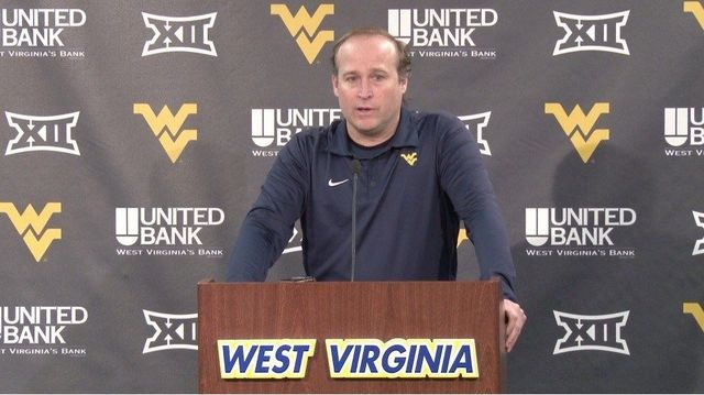 WATCH: WVU Coach Dana Holgorsen Gives Overview of National Signing Day