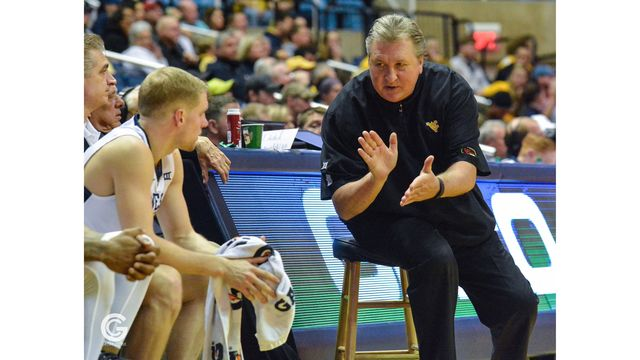 WATCH: Huggins, Mountaineers Preview Oklahoma State