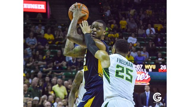 PHOTOS: Look Back at WVU's Trip to Baylor