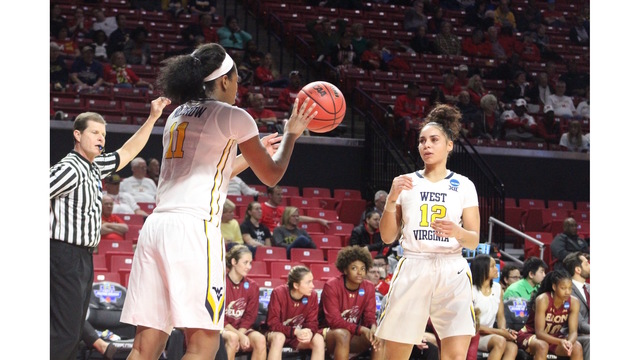 WVU Women prepare for Texas