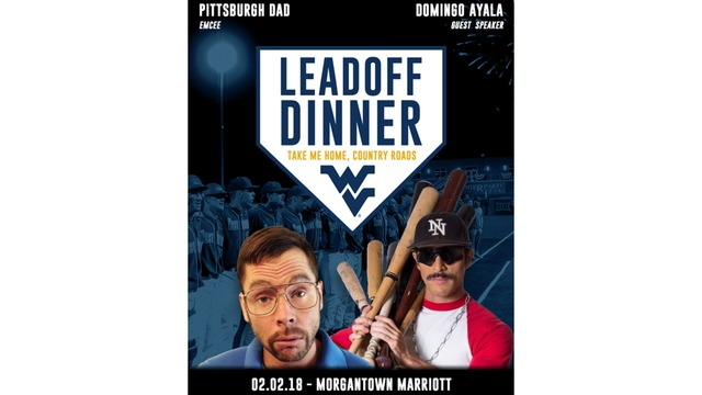 Only 4 Weeks Until The WVU Leadoff Dinner!