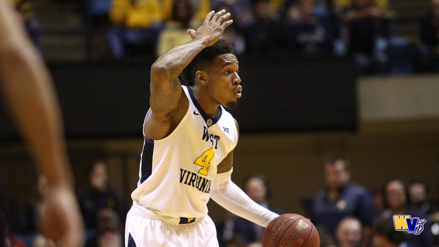 Team energy and bench lead WVU back into win column