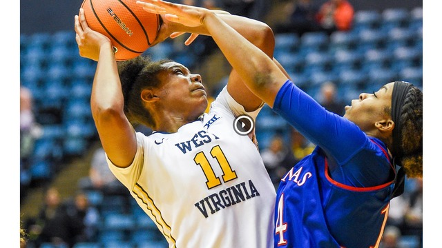 WVU Women cruise to big win over Kansas