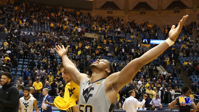 WVU survives in Norman