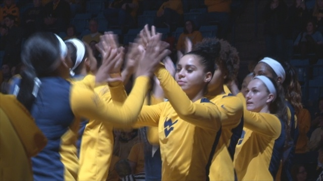 WVU places three on women's All-Big 12 team