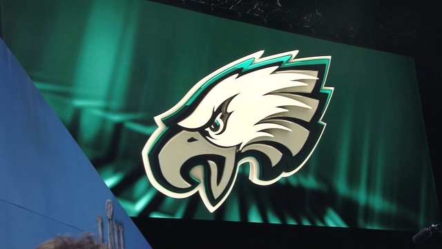 Former Mountaineers win Super Bowl with Eagles