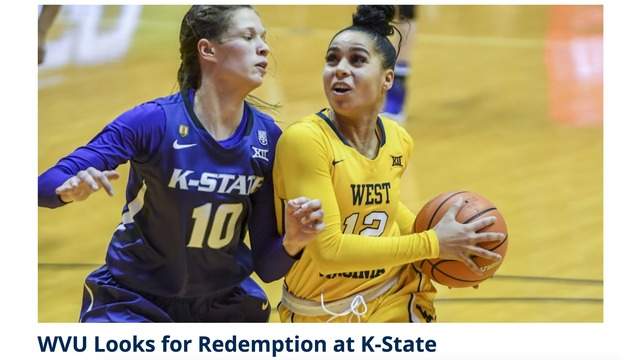West Virginia travels to Kansas State - Preview