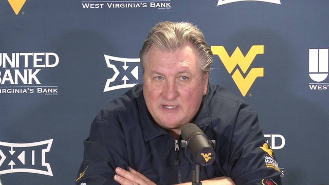 WATCH: Interviews with Coach Huggins, players after win over Iowa State