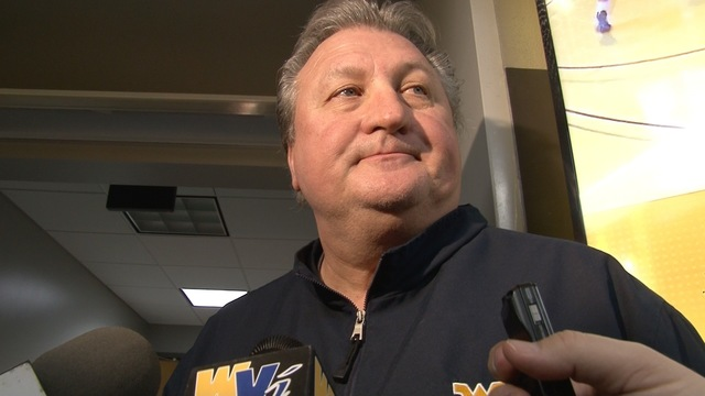 WATCH: Coach Huggins, players preview quarterfinal contest