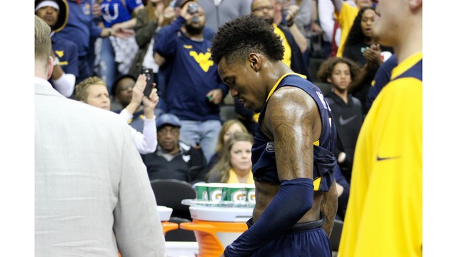 Kansas hands WVU third straight Big 12 Championship loss