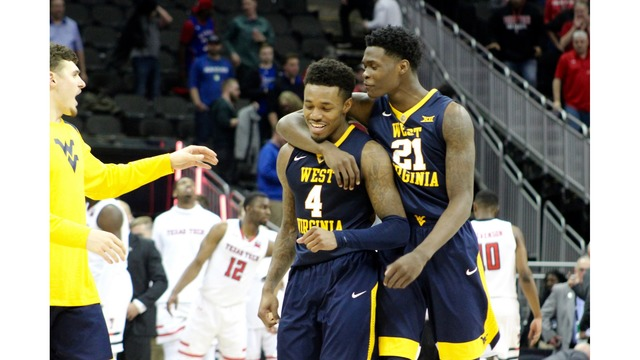 Seniors lead WVU to Big 12 Championship