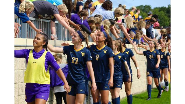 WVU's Flores called to Mexico Women's National Team camp