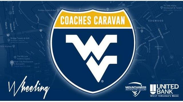 Coaches Caravan begins in Wheeling, four more stops upcoming