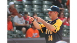 WVU baseball earns first win of 2019