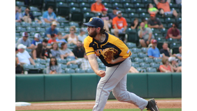 Myers becomes first Mountaineer drafted by Rays