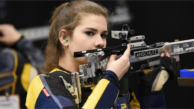 Phillips Medals Twice at Junior World Cup