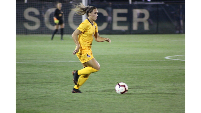 Mountaineers St. Georges, Cutler selected at the 2019 NWSL College Draft
