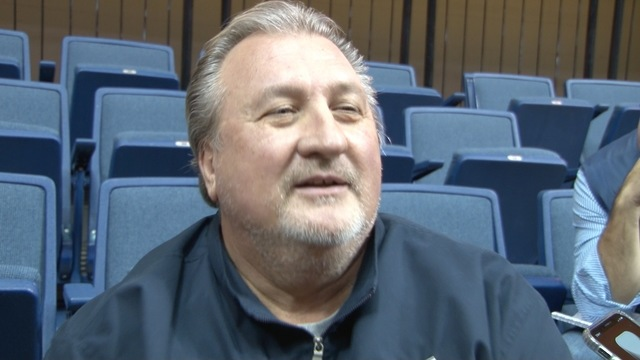 WATCH: Huggins, players share progress report ahead of Gold-Blue Debut