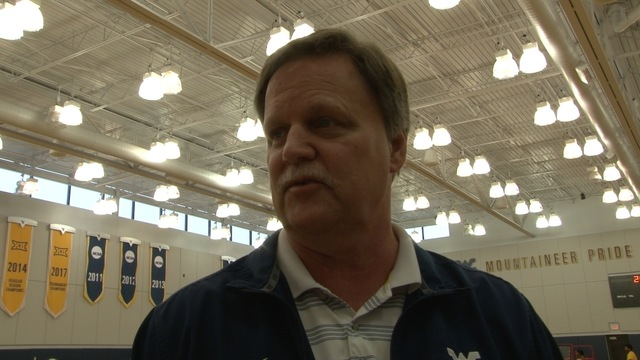 WATCH: Women's hoops prepares for exhibition with West Liberty