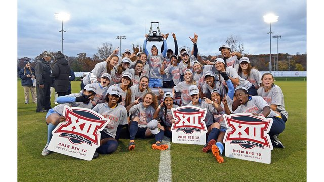 WVU claims Big 12 Championship title