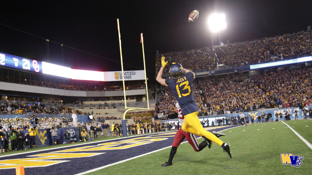 Mountaineers rank No. 20 in final AP poll