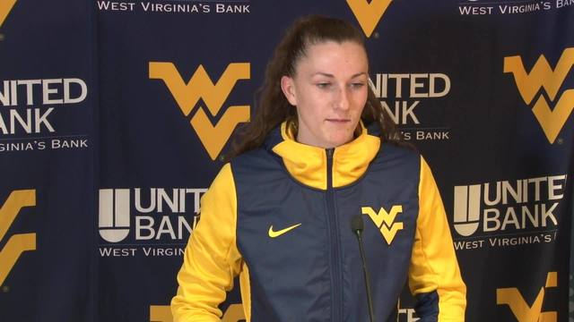 WATCH: Pardee's career night lifts WVU to win vs. Towson