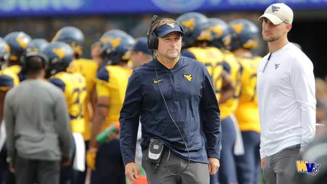 WVU Source: Houston requests permission to contact Holgorsen