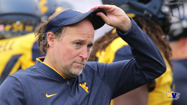 UPDATE: Holgorsen officially leaves WVU