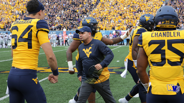Koenning in, Gibson out as WVU defensive coordinator