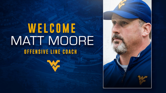 Brown Names Moore Offensive Line Coach