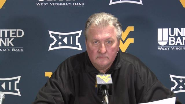 WATCH: Huggins, players react K-State