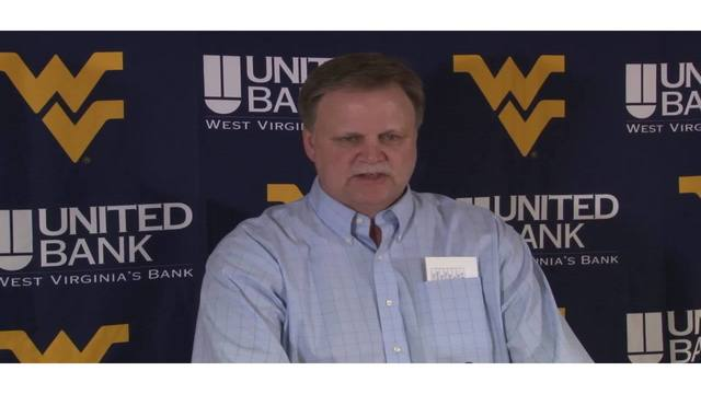 VIDEO INTERVIEWS: Mountaineers fall to No. 1 Baylor