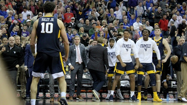 What the Big 12 is saying about the Mountaineers' improbable run