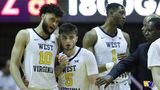 New starting five producing for WVU hoops