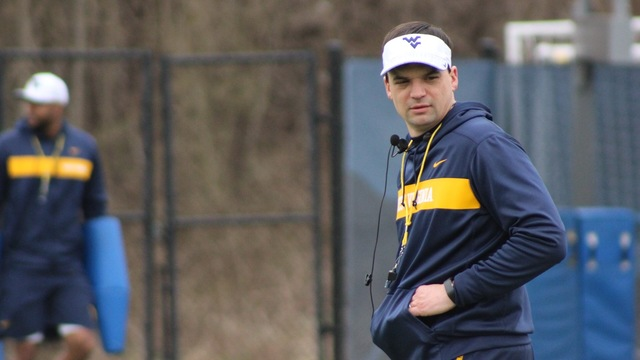 From Danville to Morgantown: Brown's coaching success rooted deeply in hometown
