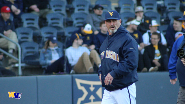 No. 20 WVU Baseball's game against Kansas postponed; double-header planned for Saturday