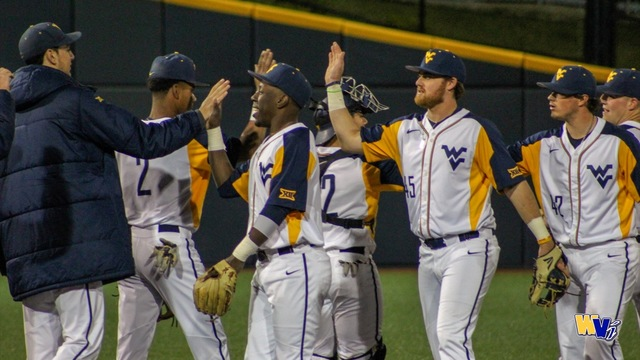 No. 20 WVU finishes conference schedule with 7-4 win at Kansas State