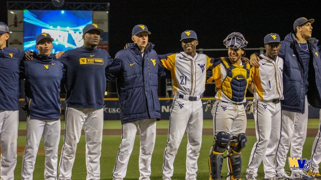 Walk-off, rinse, repeat: No. 20 WVU sweeps DH vs. KU