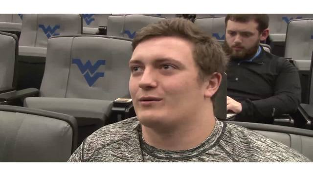 WATCH: Players look ahead to spring game