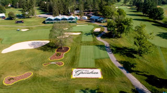 Friday's Rounds Cancelled at The Greenbrier