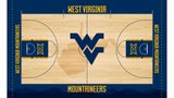 WVU unveils rendering for new basketball court