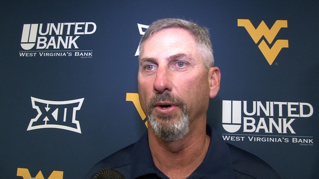 Mazey, players share thoughts on Morgantown Regional