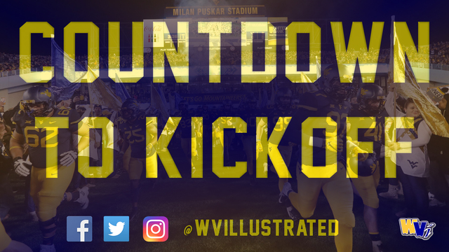 Countdown to Kickoff: Day 73
